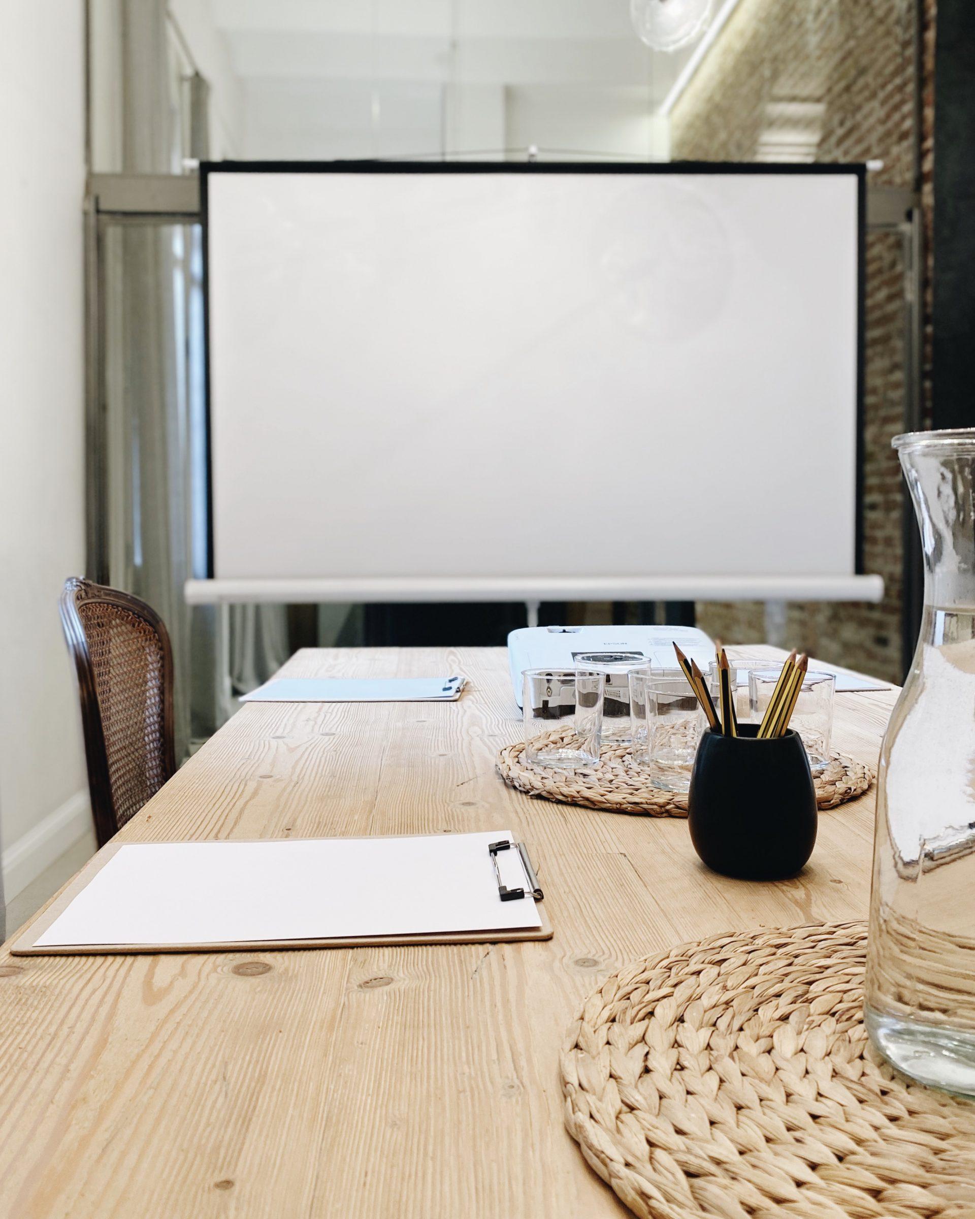 Out of Office - espacio para reuniones en Barcelona