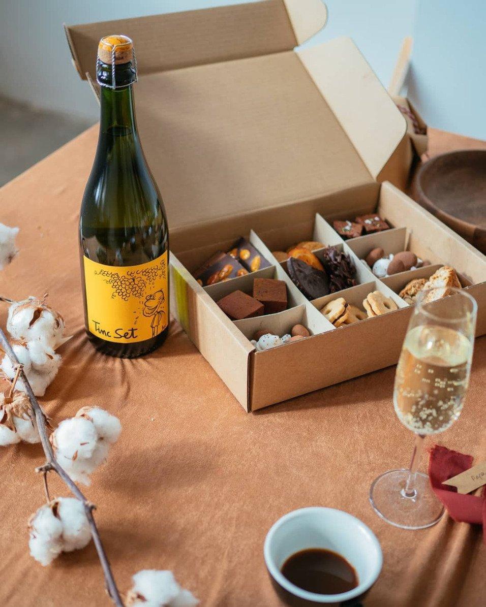 Caravan Box regalo Navidad gourmet