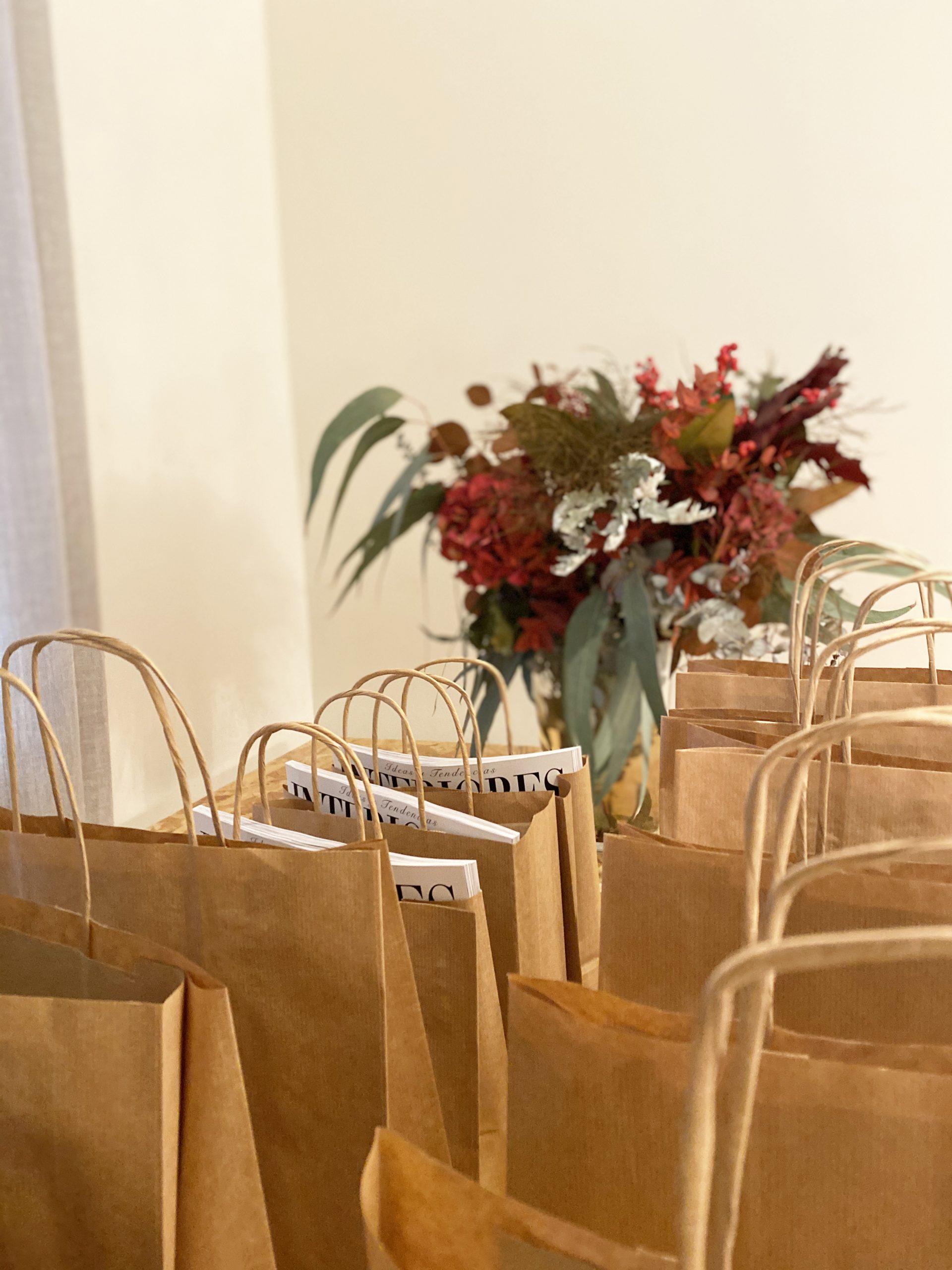 The Inspiration House regalos bolsa navidad